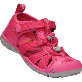 Keen Seacamp II CNX Sandals Children Hot Pink